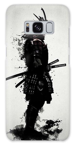 Galaxy Case - Armored Samurai by Nicklas Gustafsson
