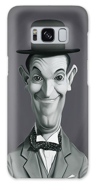 Celebrity Sunday - Stan Laurel Galaxy Case