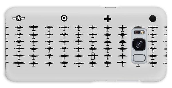 Bomber Galaxy Case - How To Identify Warplanes by Mark Rogan