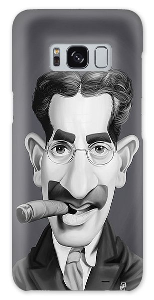 Celebrity Sunday - Groucho Marx Galaxy Case