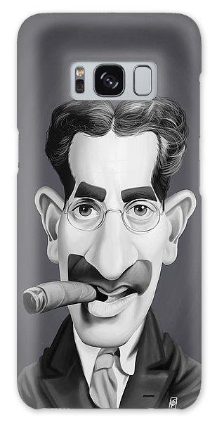 Celebrity Sunday - Groucho Marx Galaxy Case