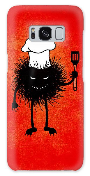 Evil Bug Chef Loves To Cook Galaxy Case