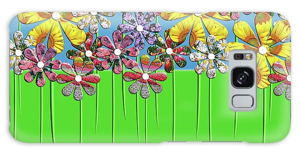 Flower Power Galaxy Case