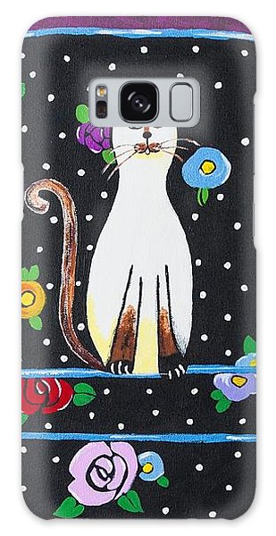 Cats Just Wanna Have Fun Galaxy Case