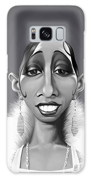 Celebrity Sunday - Josephine Baker Galaxy Case