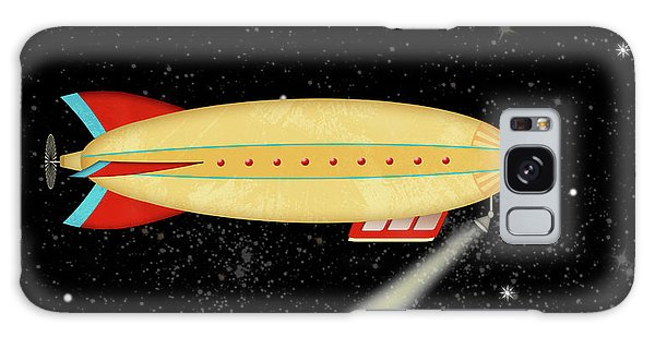 Z Is For Zeppelin Galaxy Case