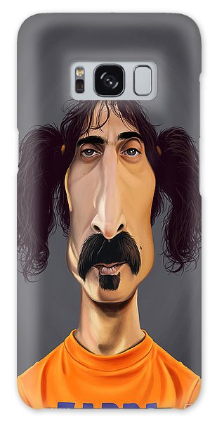 Celebrity Sunday - Frank Zappa Galaxy Case