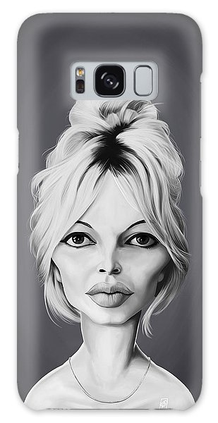 Celebrity Sunday - Brigitte Bardot Galaxy Case