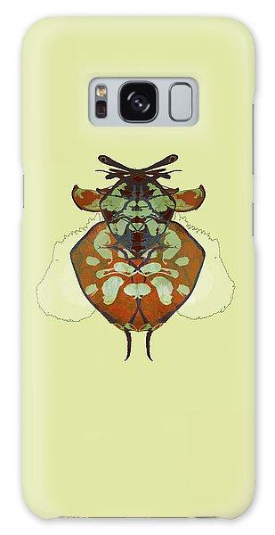 Hammerhead Ladybug Specimen Galaxy Case
