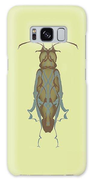 Cockroach Specimen Galaxy Case