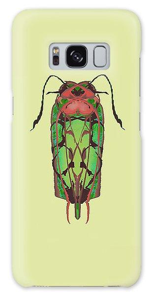 Dread Bug Specimen Galaxy Case