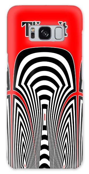 Tribute Galaxy Case - Tlingit Tribute by Methune Hively