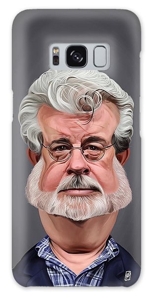 Celebrity Sunday - George Lucas Galaxy Case