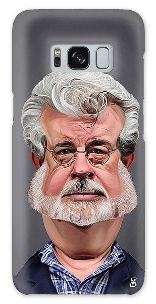 Celebrity Sunday - George Lucas Galaxy Case