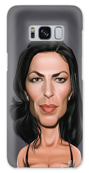 Celebrity Sunday - Claudia Black Galaxy Case