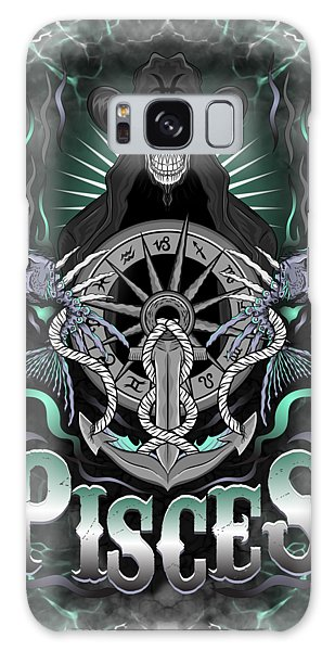 The Fish Pisces Spirit Galaxy Case