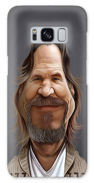 Celebrity Sunday - Jeff Bridges Galaxy Case