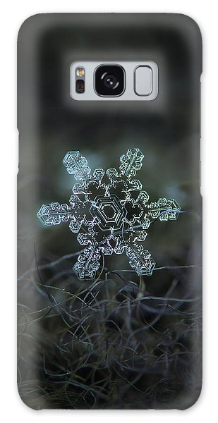 Real Snowflake - Slight Asymmetry New Galaxy Case