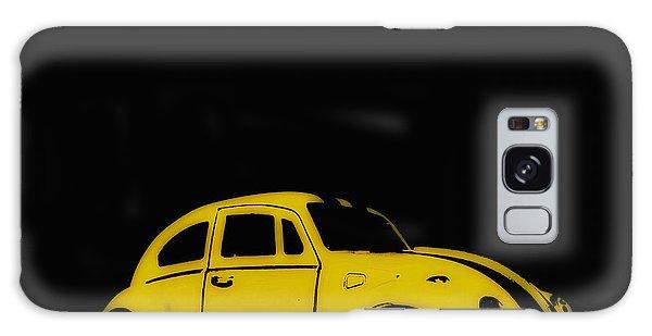 Yellow Bug Galaxy Case