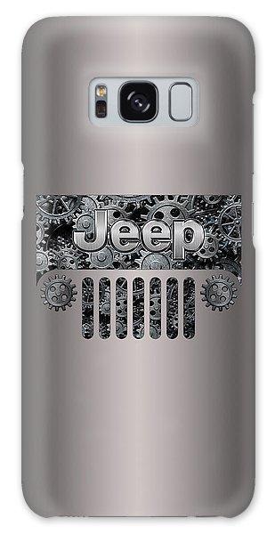 Patina Galaxy Case - Jeep Steampunk Style by Edi Suniarto