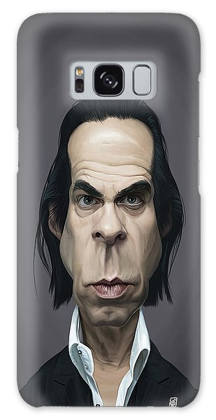 Celebrity Sunday - Nick Cave Galaxy Case