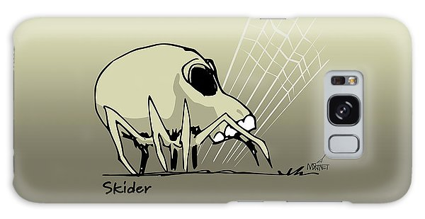 Skider Galaxy Case