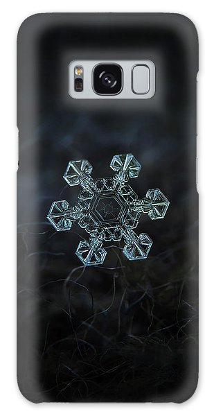 Real Snowflake - Ice Crown New Galaxy Case