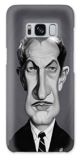 Celebrity Sunday - Vincent Price Galaxy Case