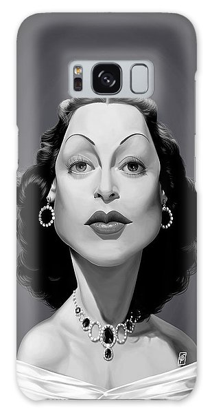 Celebrity Sunday - Hedy Lamarr Galaxy Case