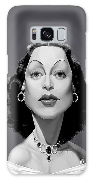 Celebrity Sunday - Hedy Lamarr Galaxy Case