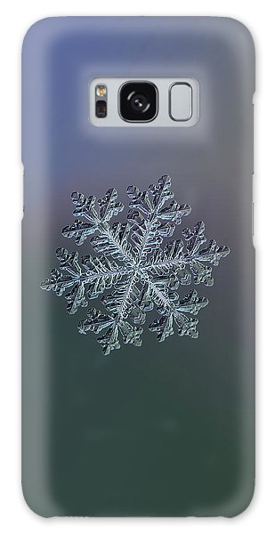 Real Snowflake - Hyperion Dark Galaxy Case