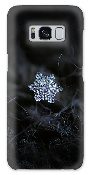 Real Snowflake - 2017-12-07 1 Galaxy Case