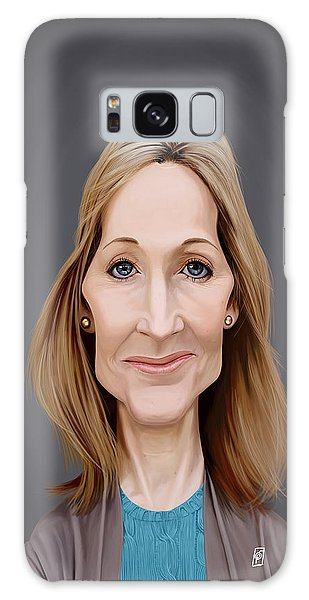 Celebrity Sunday - J.k.rowling Galaxy Case