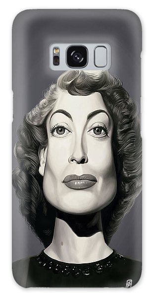Celebrity Sunday - Joan Crawford Galaxy Case