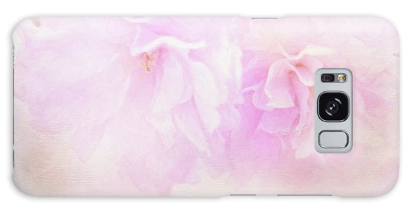 Cherry Blossom Valentine Galaxy Case