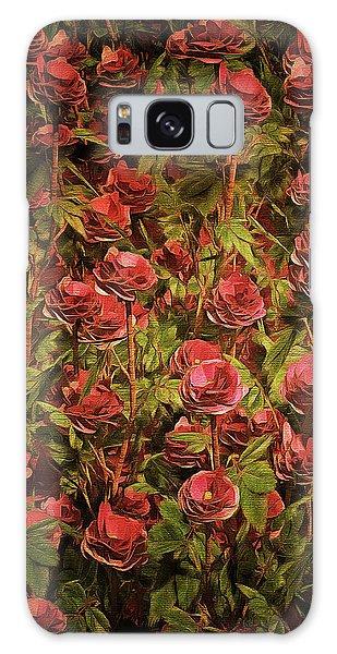 Cardinal Richelieu Roses Galaxy Case