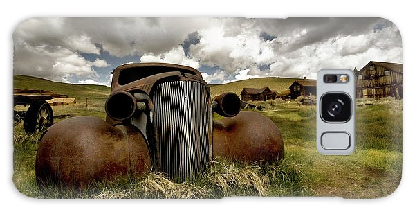 Old  Car Bodie State Park Galaxy Case