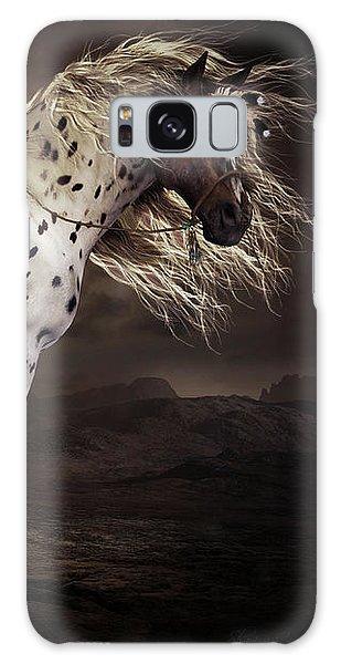 Horse Galaxy Case - Leopard Appalossa by Shanina Conway