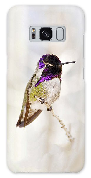 Hummingbird Galaxy Case by Rebecca Margraf