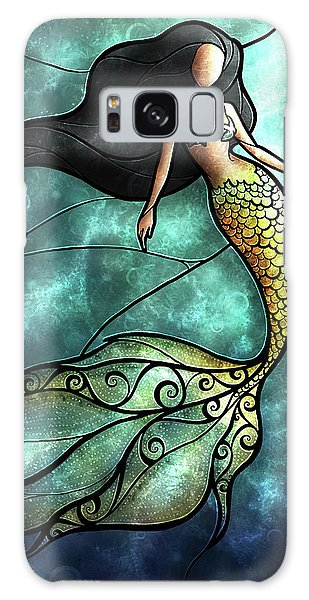 The Mermaid Galaxy Case