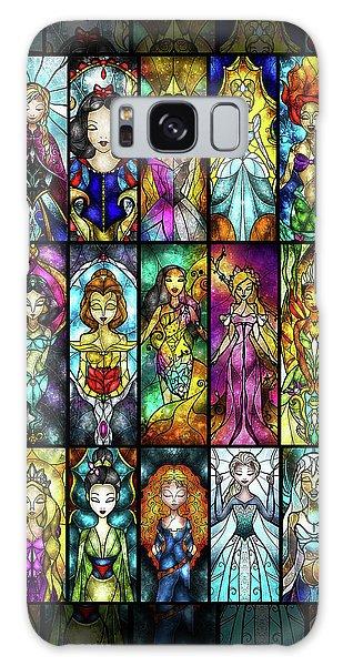 The Princesses Galaxy Case