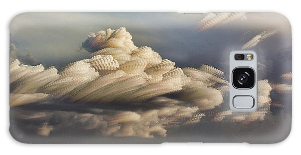 Cupcake In The Cloud Galaxy Case by Bill Kesler