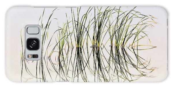Graceful Grass Galaxy Case