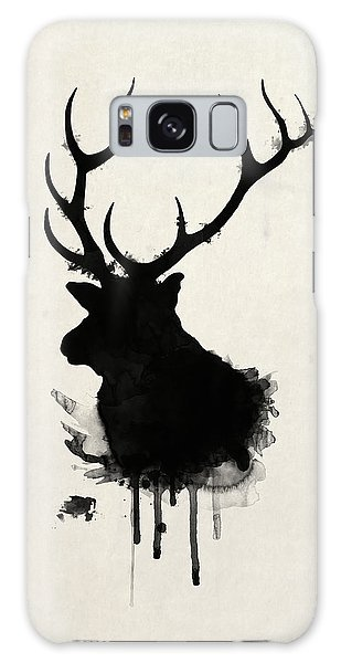 Wildlife Galaxy Case - Elk by Nicklas Gustafsson