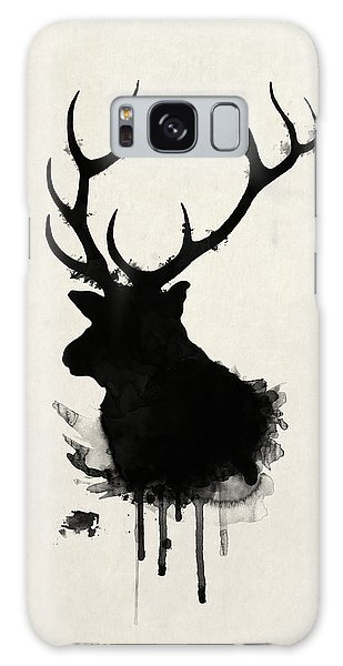 Animal Galaxy Case - Elk by Nicklas Gustafsson