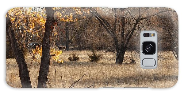 Shades Of Autumn Galaxy Case by Bill Kesler