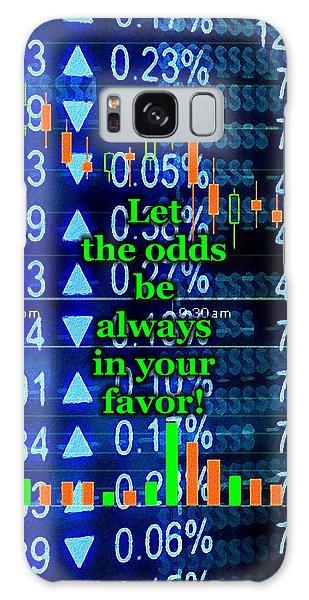 Stock Exchange Galaxy Case