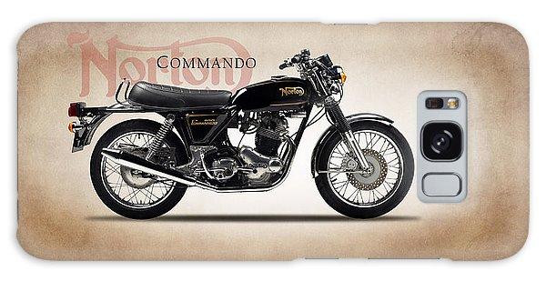 Norton Commando 1974 Galaxy Case by Mark Rogan
