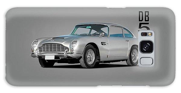Sports Car Galaxy Case - Aston Martin Db5 by Mark Rogan