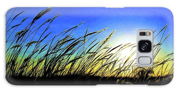 Tall Grass Galaxy Case by Bill Kesler
